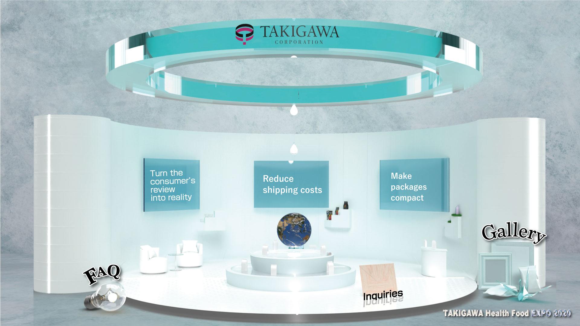 タキガワ健康食品EXPO